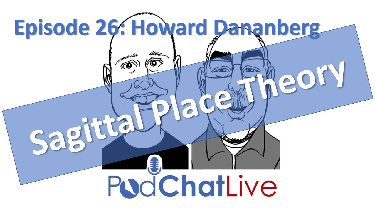 Episode 26: Howard Dananberg [Sagittal Plane Facilitation Theory]