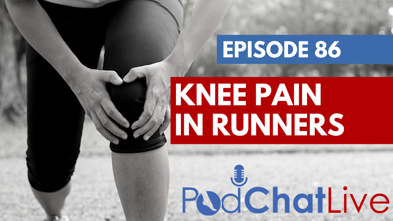 Episode 86 with Christian Barton [Knee Pain in Runners]