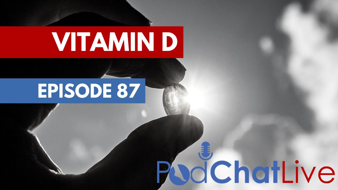 Episode 87 with Farrah Jawad [Vitamin D]