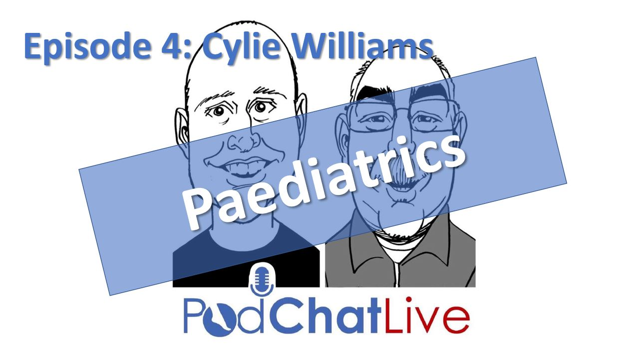 Episode 4: Cylie Williams [Paediatrics]