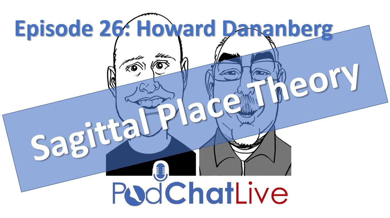 Episode 26: Howard Dananberg [Sagittal Plane Facilitation Theory]
