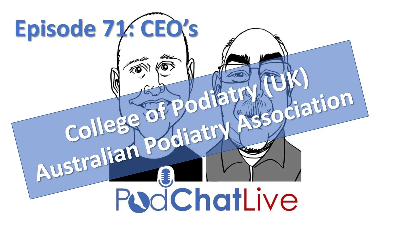 Episode 71 on COVID-19 Professional Body Responses
