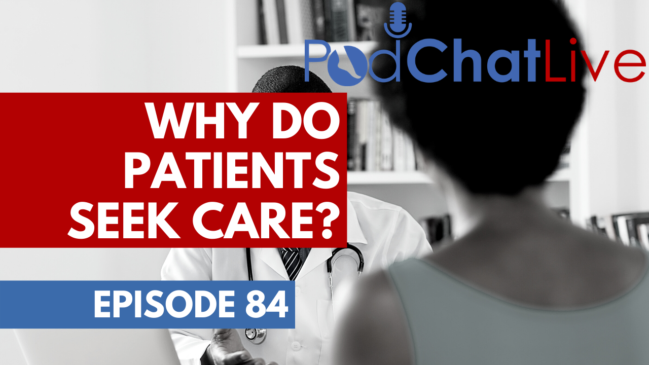 Episode 84 with Bronnie Lennox Thompson [Why Do Patients Seek Care?]